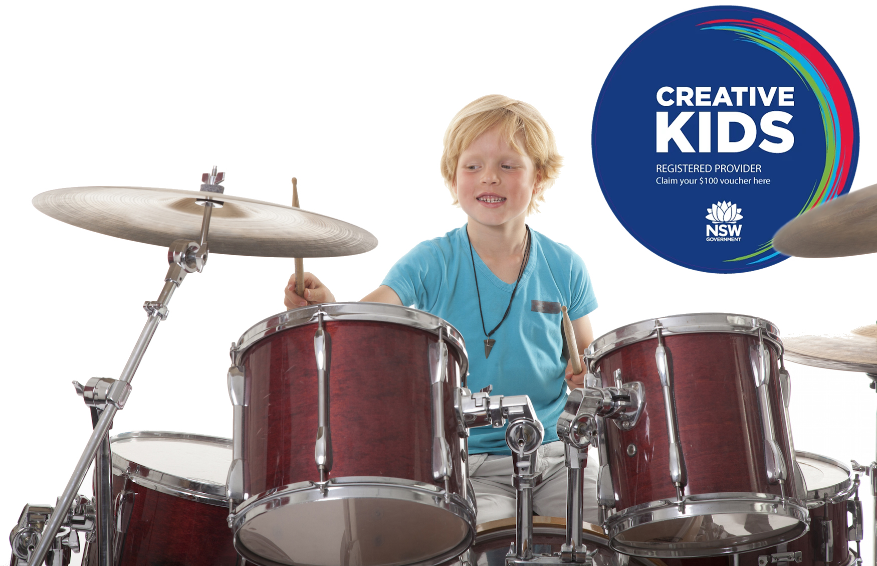 kids drum classes near me